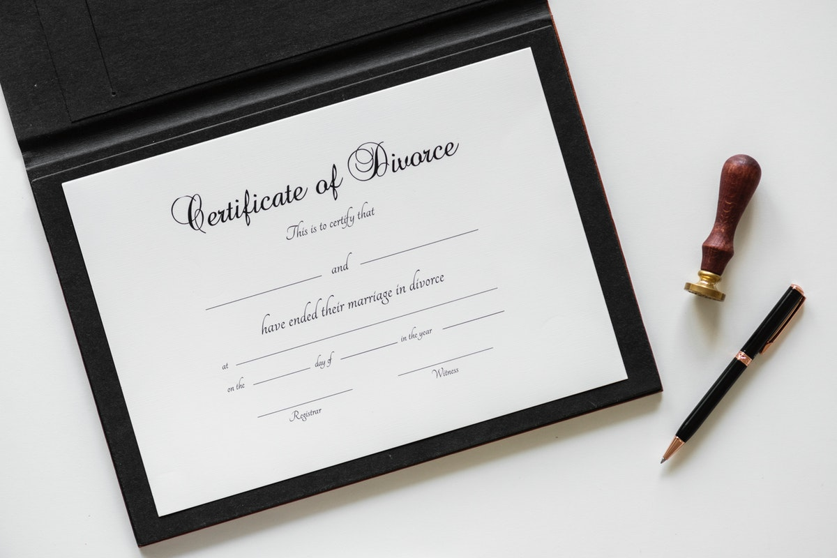 5 Things to Avoid Doing When Served with Divorce Papers